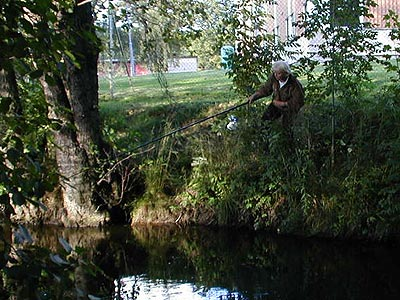 Å-fisketävling