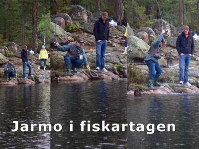 Jarmos fiskelycka