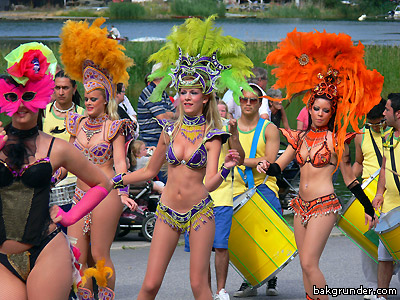 Karneval i Valdemarsvik