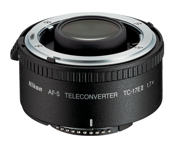 AF-S Teleconverter TC-17E II