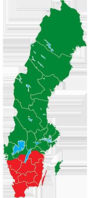 Kartfjäril Araschnia levana