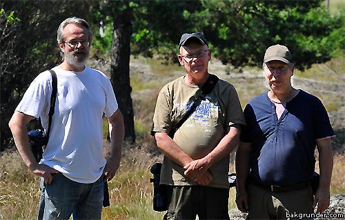Mats Oldenborg, Kjell Andersson & Rolf Kokkonen
