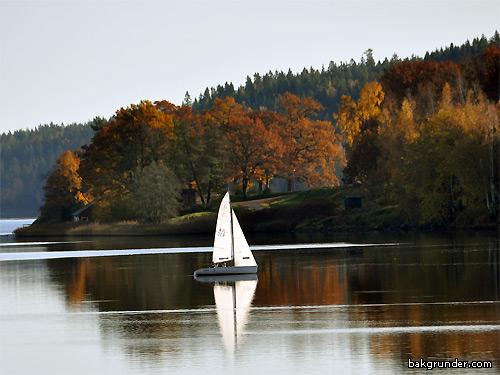 Sista segelbåts turen