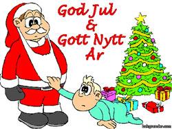 Roliga julkort