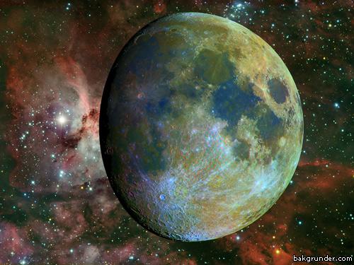 Månen Luna