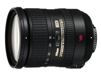 Nikon AF-S DX VR II 18-200/3,5-5,6G IF-ED
