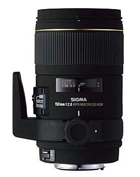Sigma EX 150/2,8 DG HSM APO Macro 1:1 för Nikon AF