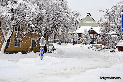 Vinter i Valdemarsvik