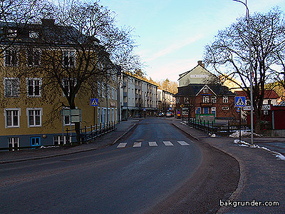 Storgatan i Valdemarsvik