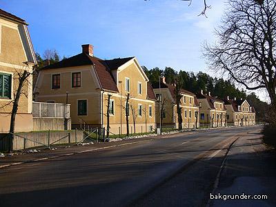 Norrgatan i Valdemarsvik